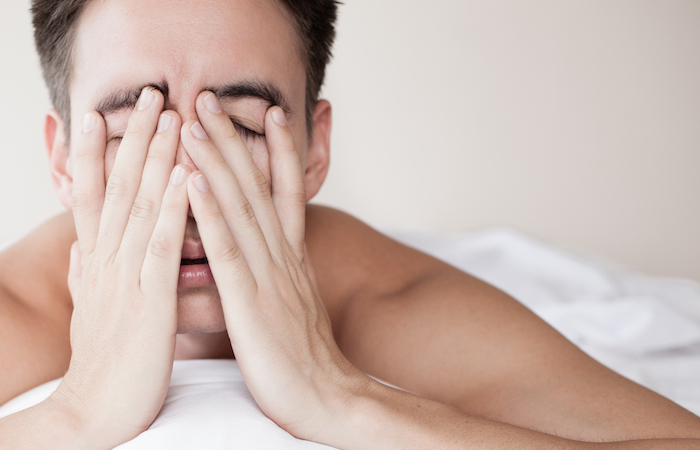 Losing Sleep may Shrink Your Brain