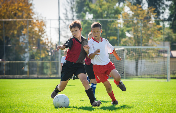 Kids and Sports Injuries