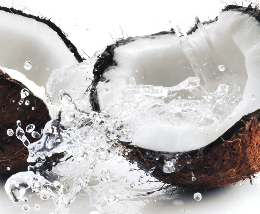 What Coconut Water is Really Good For