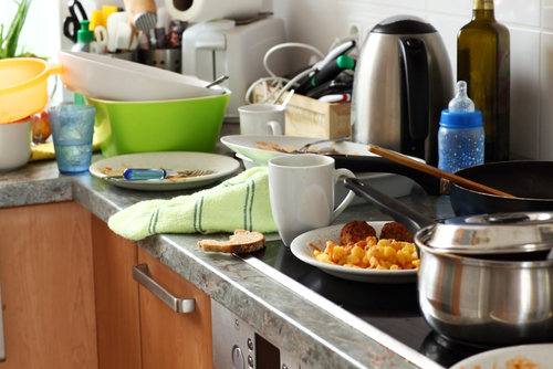 Would Your Kitchen Pass a Health Inspection?