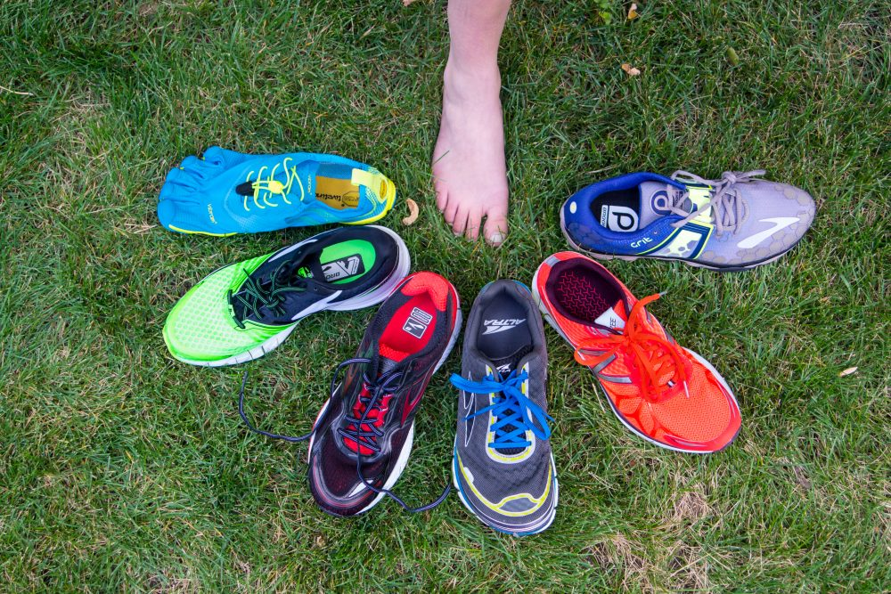 Healthy Magazine 2016 Running Shoe Review