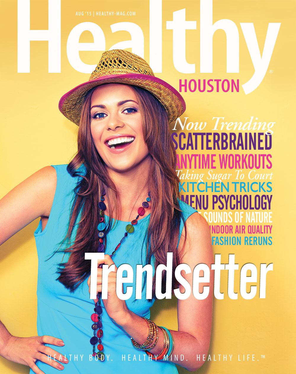 Healthy Houston Magazine Set to Launch Mid 2016