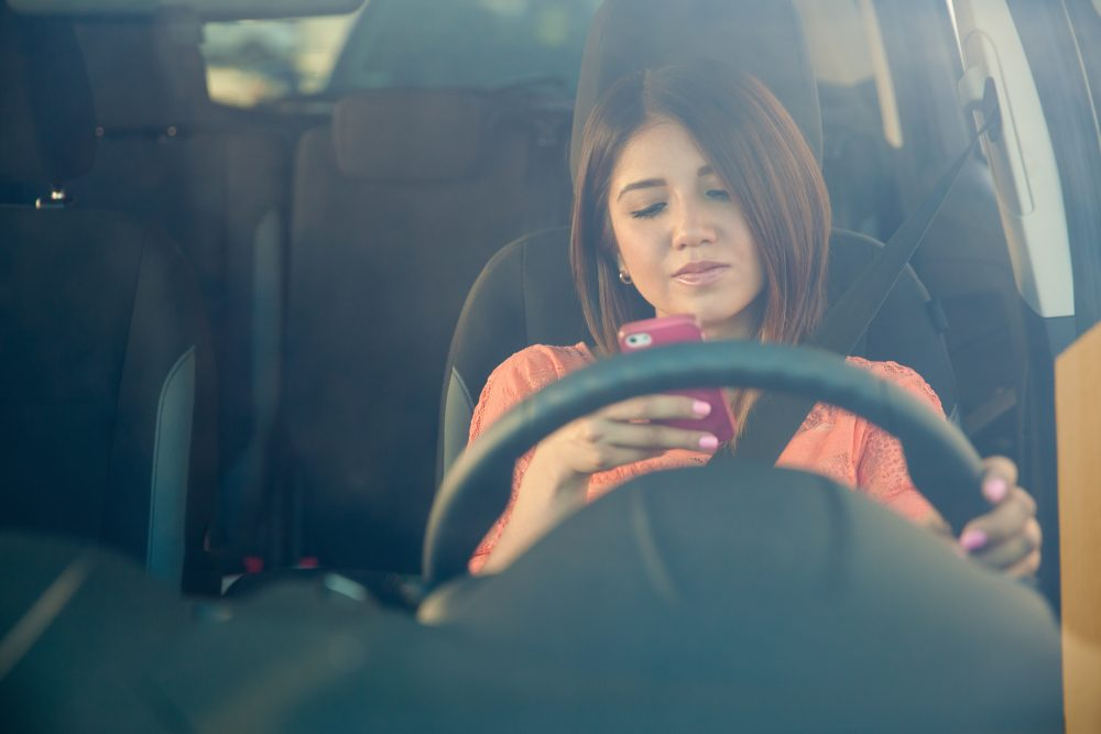 Distracted Driving: It's more than just texting