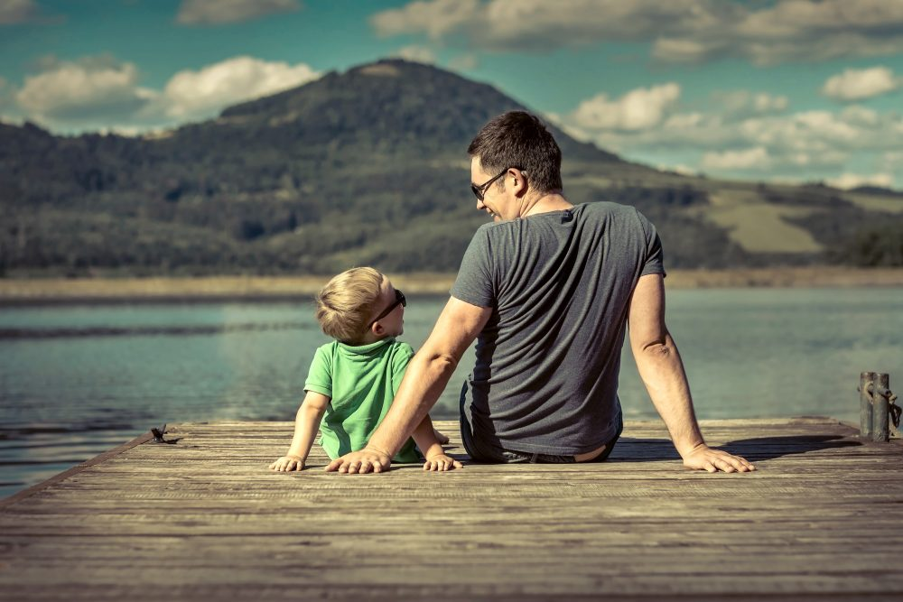 media portrayals of fathers
