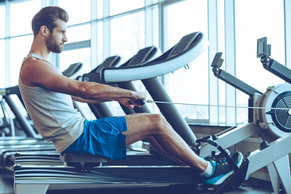 Row Workouts for Winter Woes