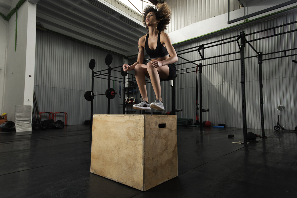 Box Jumps Do's and Don'ts