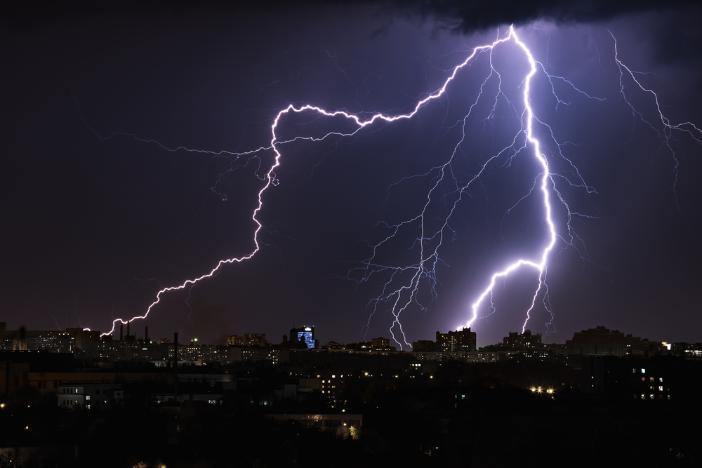 Lightening Safety Myths & Tips from the Red Cross
