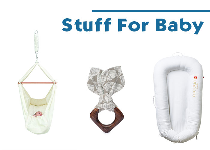 Things For Baby To Make Parenting Easier
