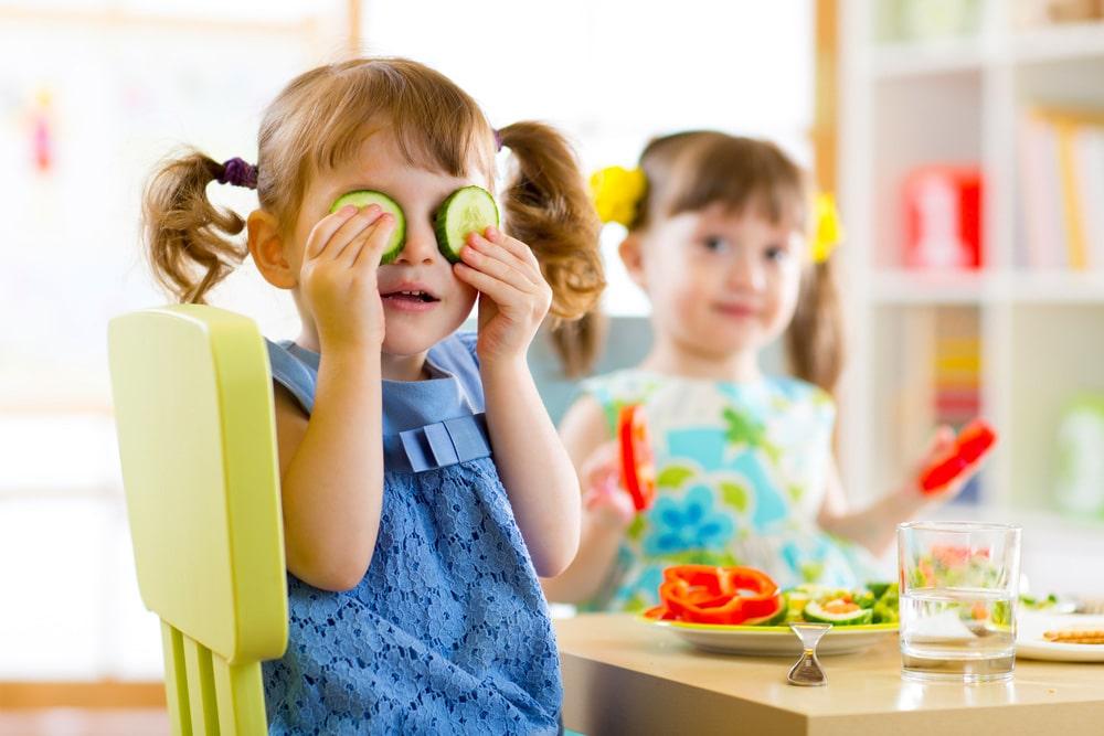 helping kids eat veggies