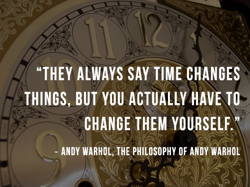 Ways We Think About Time The Wrong Way