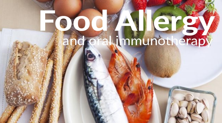 The anxiety-filled world of food allergies, and a treatment that is changing the game