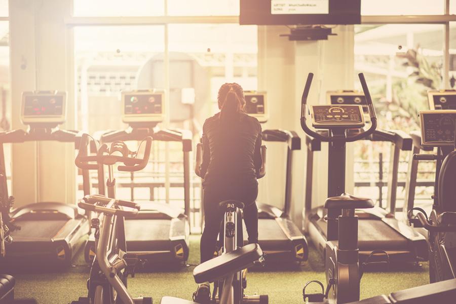 Kill Gym Intimidation