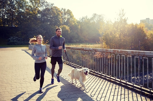 How To Run With Your Dog The Right Way