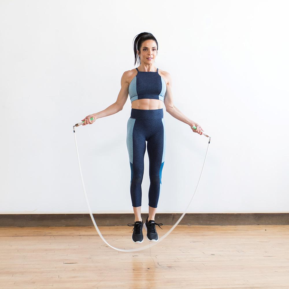 Jump Rope Burner Workout